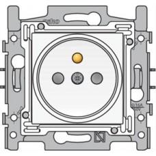 10st wandcontactdoos stopcontact 21mm original White niko