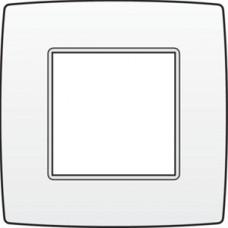 afdekplaat enkelvoudig original white