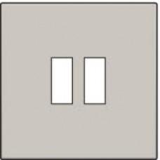 Afwerkingsset voor USB-lader, light grey
