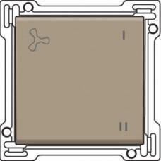 Afwerkingsset voor schakelaar voor mechanische motorsturing, Bronze