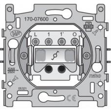 sokkel controleschakelaar wissel 10A 250V met 4 aansluitklemmen