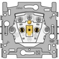 10x wandcontactdoos stopcontact 28.5mm losse sokkel niko