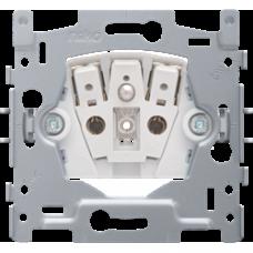 10x wandcontactdoos stopcontact 28.5mm losse sokkel niko met insteekklemmen