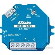 Eltako 1-10V stuurdimmerschak.voor elektron. voorschakelapp. inbouwbaar