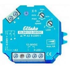 Eltako Elektronische inbouwdimmer voor LED 12-36vdc