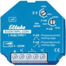 Eltako Inbouwdimmer zonder N aansluiting 200W 230v