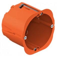 inbouwdoos hollewand o-rande 1v h61mm