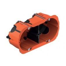 inbouwdoos hollewand o-range ECON 2v h47mm luchtdicht met schroeven