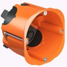 inbouwdoos hollewand o-range ECON 1v h61mm luchtdicht met schroeven