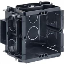 Q-range inbouwdoos 60x60x65 mm (excl. schroeven) 10 stuks