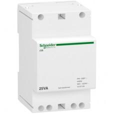 modulaire beltransfomator iTR - 230 V 50..60 Hz - output 12..24 V - 25 VA