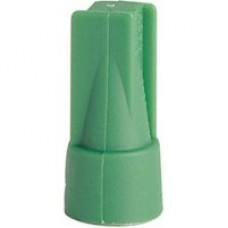 lasdop schroefop capaciteit 1,5-6,0mm²  groen 100 stuks