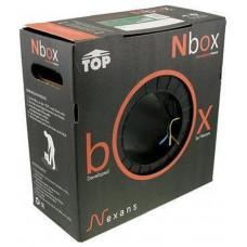 XVB installatiekabel XLPE/PVC 1kV Cca s3d2a3 grijs 3G1,5mm² Nexans Nbox  140 meter