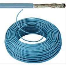 Flexibele installatiedraad VOBsT (H07V-K st)   vertind   1,5 mm²  blauw - 100 meter
