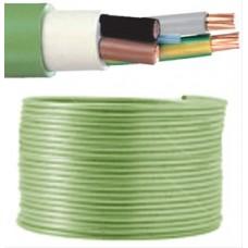 Halogeenvrije installatiekabel XGB 3G 1,5mm² CCA S1D2A1 100m (rol)